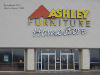 Mansfield, OH Ashley Furniture HomeStore 93642