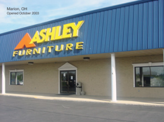 Marion, OH Ashley Furniture HomeStore 92048