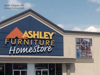 Calgary, AB Ashley Furniture HomeStore 93839
