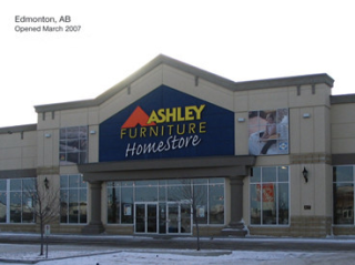 Edmonton, AB Ashley Furniture HomeStore 93399