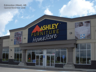 Edmonton, AB Ashley Furniture HomeStore 93867