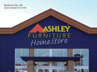 Medicine Hat, AB Ashley Furniture HomeStore 93808