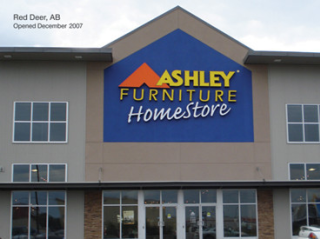 Red Deer, AB Ashley Furniture HomeStore 93518