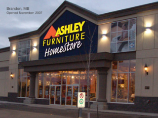 Brandon, MB Ashley Furniture HomeStore 93517