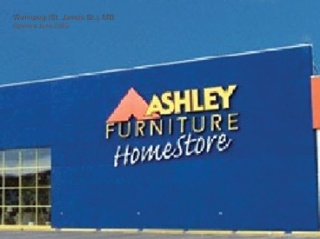 Winnipeg, MB Ashley Furniture HomeStore 92835