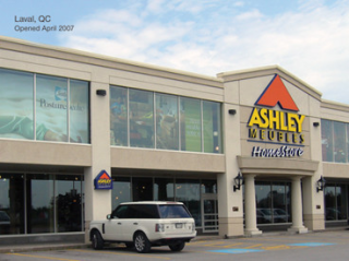Laval, QC Ashley Furniture HomeStore 93509