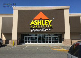 Abbotsford, BC Ashley Furniture HomeStore 102112