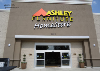 Visalia, CA Ashley Furniture HomeStore 101915
