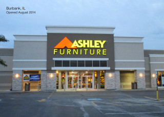 Ashley HomeStore Burbank, IL