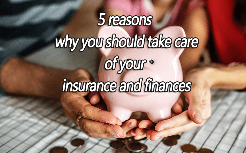 insurance and finances