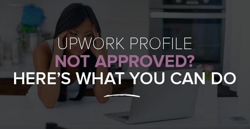 upwork approval