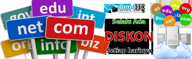 *berlaku hanya untuk semua produk domain TLD & ID serta paket hosting