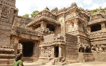 Golden Triangle with Ajanta and Ellora