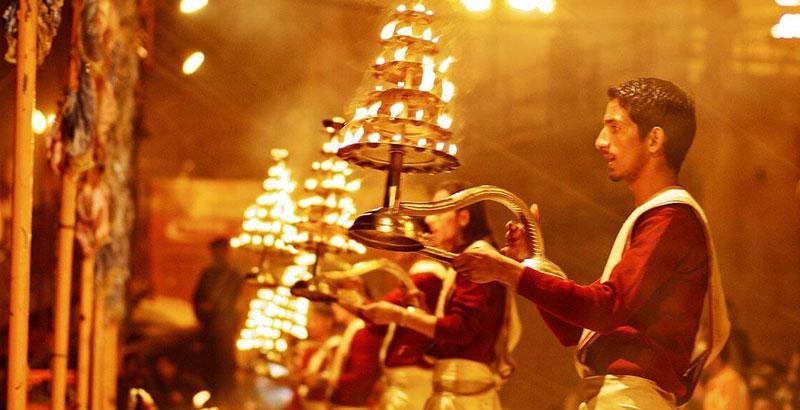 Rajatshan with Taj & Varanasi