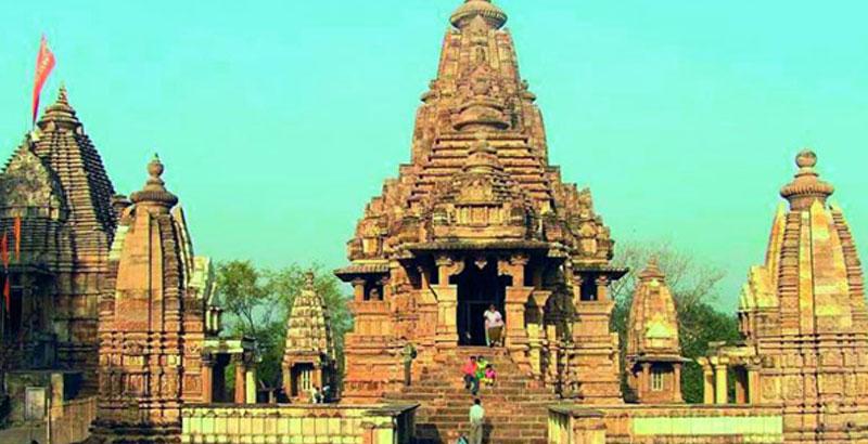 Taj, Temple and Tiger Trail