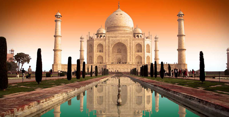 Tajmahal and Beaches Tour