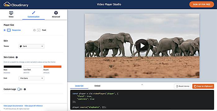 Video Player Studio