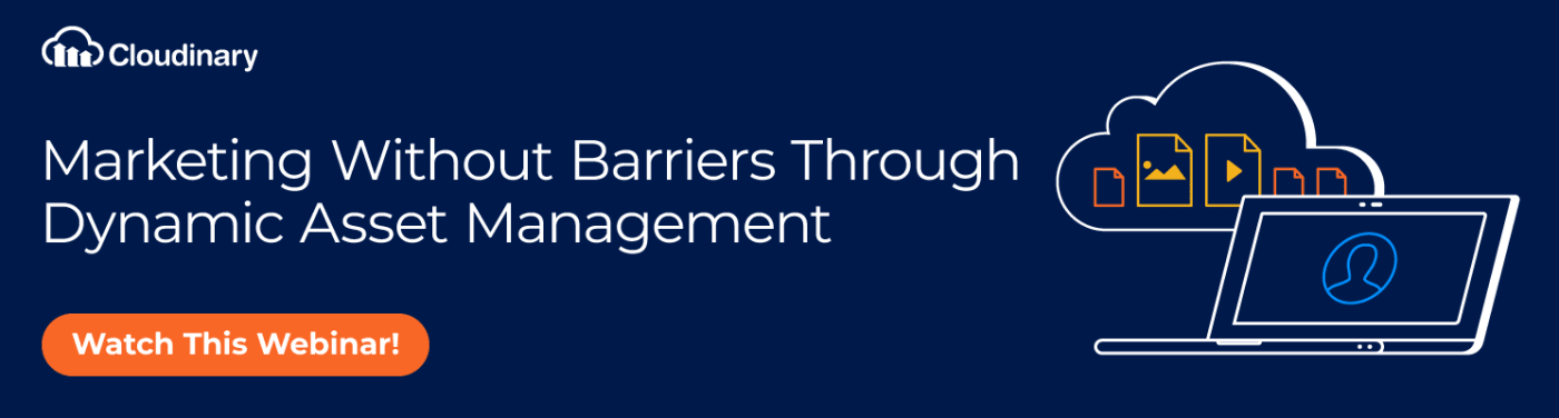 Marketing Without Barriers Through Dynamic Asset Management