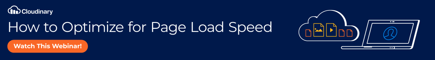 How to Optimize for Page Load Speed