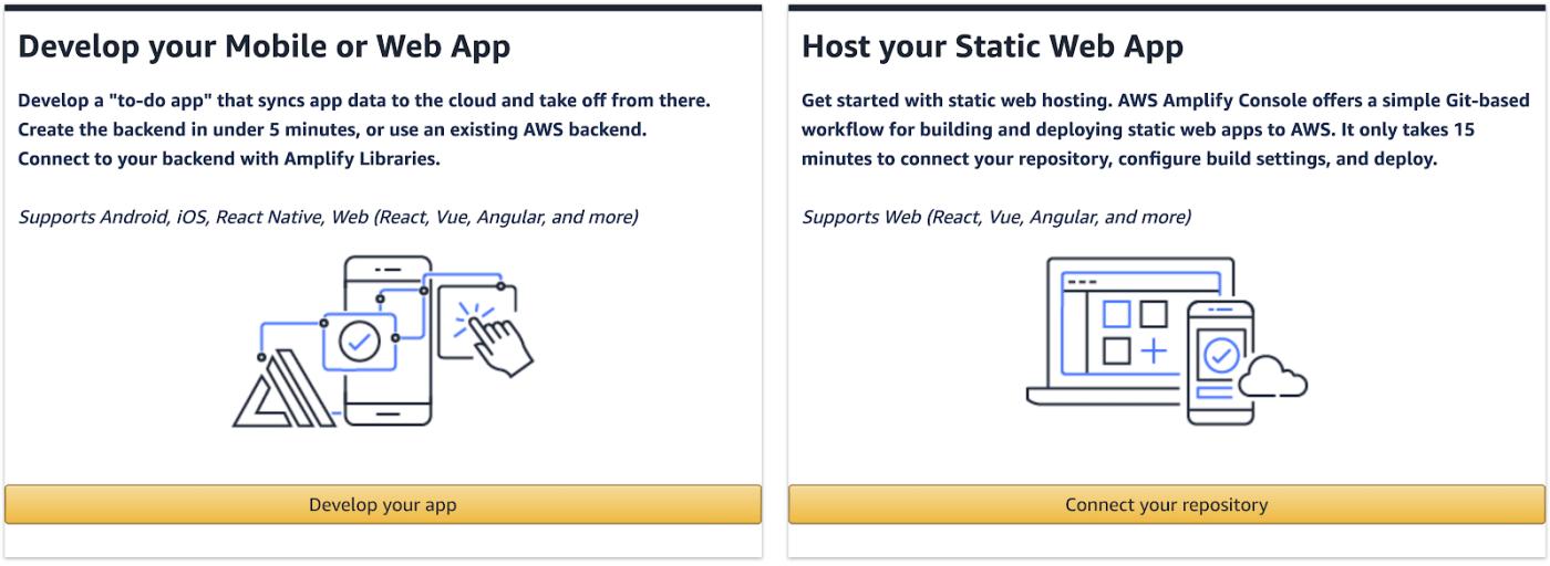 Deploy AWS app
