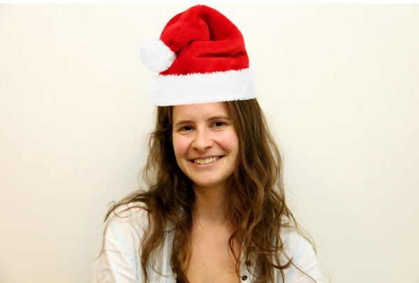Dynamic santa hat overlay using on-the-fly manipulation URL