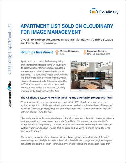 case study paper apartment list