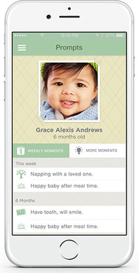 Baby's Firsts App