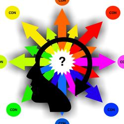 confusing CDN questions