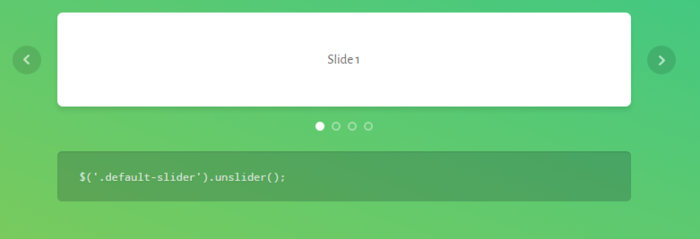 Top 10 jQuery Sliders & How To Create Your Own