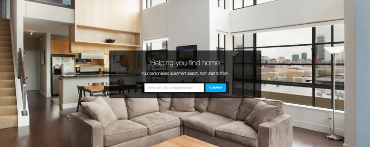 Apartment List screenshot
