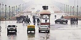 दिल्ली-NCR में भारी बारिश का अलर्ट, राजधानी के कई इलाकों में डूबी सड़कें