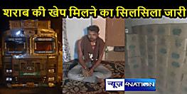 BIHAR CRIME: शराब मिलने की सूचना के बावजूद उत्पाद विभाग ने नहीं ली सुध, वरीय अधिकारियों ने की कार्रवाई