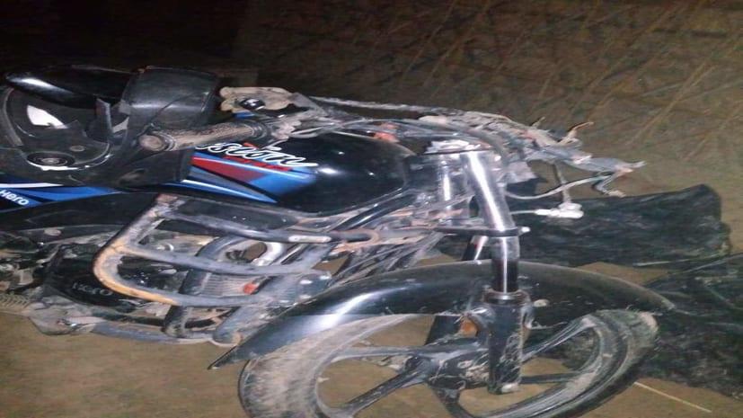 नवगछिया में एबीवीपी कार्यकर्ता समेत दो की मौत, मौके पर पहुंची पुलिस