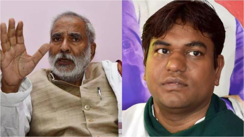 रघुवंश प्रसाद सिंह के निधन मुकेश सहनी ने जताया गहरा शोक, कहा –उनका जाना राष्ट्रीय राजनीति को क्षति है