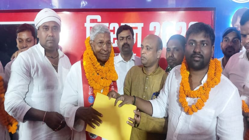 मुकेश सहनी ने 2 उम्मीदवारों के नाम का किया ऐलान, बीजेपी ने सीट के साथ-साथ अपने सीटिंग विधायक को भी VIP के हवाले किया
