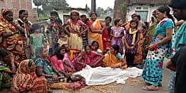बधार में किसान का शव बरामद, परिजनों ने लगाया हत्या का आरोप