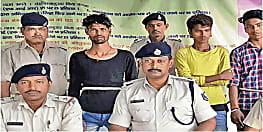 पटना पुलिस को मिली बड़ी सफलता, कुख्यात अनिल  समेत 4 को किया गिरफ्तार