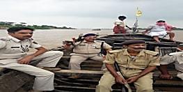 बालू माफियाओं ने बिहटा में की पुलिस पर फायरिंग