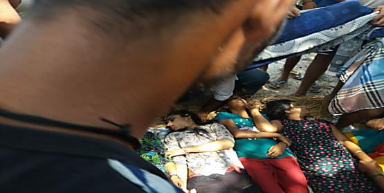 बड़ा हादसा: मुंगेर में बाढ़ की पानी में डूबकर चार लड़कियों की मौत