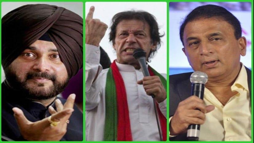 इमरान खान के शपथ ग्रहण इनविटेशन को सिद्धू ने स्वीकारा