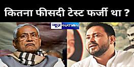 तेजस्वी ने CM नीतीश से पूछा- बिहार में सब घोटाले भूतों ने किए ?