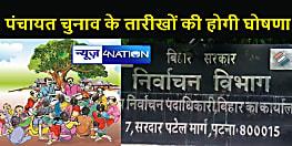 छठ बाद होगी बिहार पंचायत चुनाव की तारीखों की घोषणा, निर्वाचन आयोग ने दिए संकेत