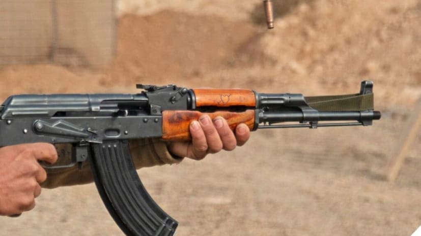 मोतिहारी में थाना के हाजत से अपराधी ने जमादार को दी धमकी,जिस दिन छूट गए AK-47 से कर देंगे छलनी