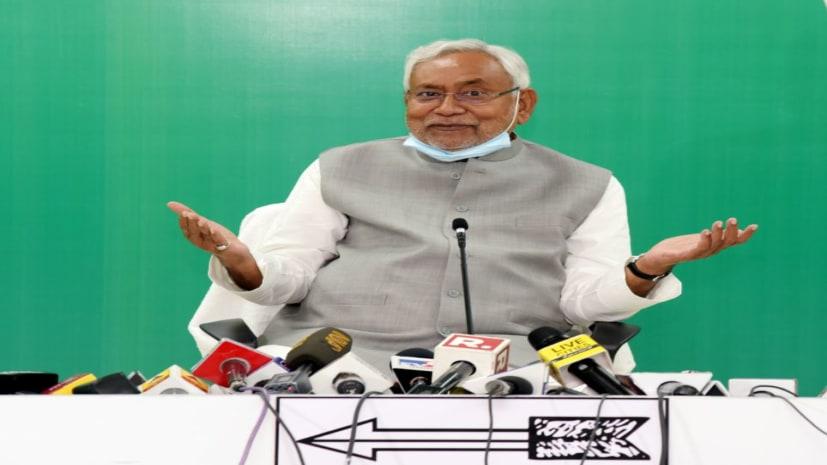 सुशील मोदी को डिप्टी सीएम नहीं बनाए जाने पर मुख्यमंत्री नीतीश कुमार ने जवाब में कुछ ऐसा कहा