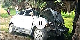 रोहतास में दर्दनाक सड़क हादसा, 1 की मौत, 3 घायल