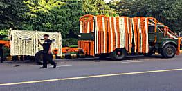 PHOTO : इस गाड़ी पर निकलेगी अटल बिहारी वाजपेयी की अंतिम यात्रा