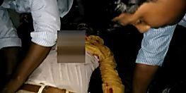 बेलगाम अपराधियों ने प्रखंड प्रमुख की गोली मारकर की हत्या, सात दिन पहले संभाली थी प्रमुख की कुर्सी