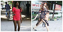 शिल्पा शेट्टी के बाद जाह्नवी कपूर की 'पैंटलेस' तस्वीर वायरल, ट्रोलर्स ने कहा काफी लंबी ड्रेस है