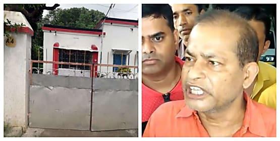 अफसर हत्या मामले में सचिवालय थानेदार पर गिरी गाज, पूरी गश्ती टीम के साथ निलंबित