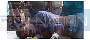 नौबतपुर में नहीं थम रही गोलीबारी, सरेबाजार युवक को मारी गोली, अपराधियों में नहीं है SIT का खौफ